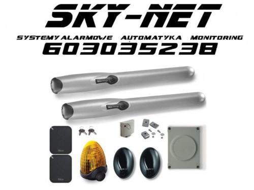 Sky-Net Automat do bramy skrzydłowej